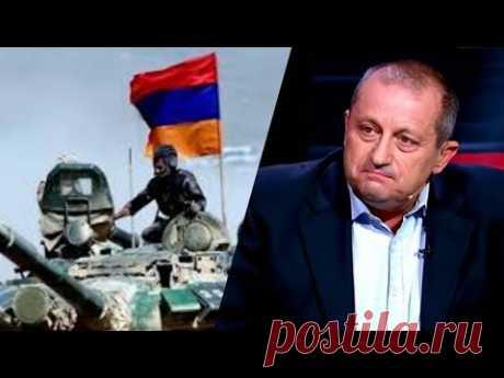 Соловьев потерял дар речи! Кедми раскрыл сенсационную правду о карабахском конфликте