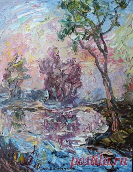 Viktor Makarov - Paintings for Sale | Artfinder
