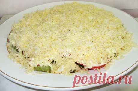 Еврейский салат из кабачков рецепт с фото пошагово Еврейский салат из кабачков - пошаговый кулинарный рецепт приготовления с фото, шаг за шагом.