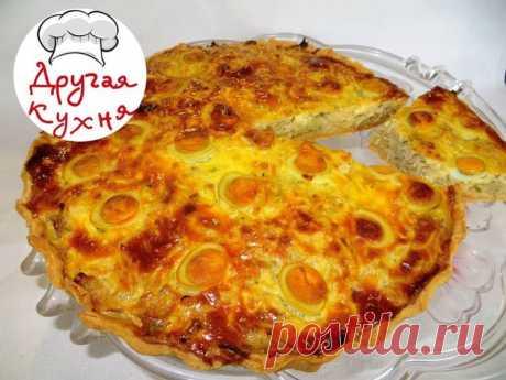 Пирог с капустой и перепелиными яйцами - Простые рецепты Овкусе.ру
