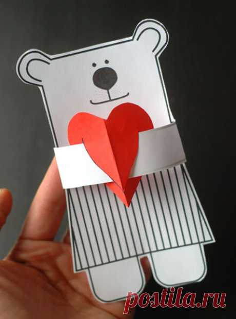 Поделки на День Святого Валентина своими руками: классные идеи поделок для детей на 14 февраля