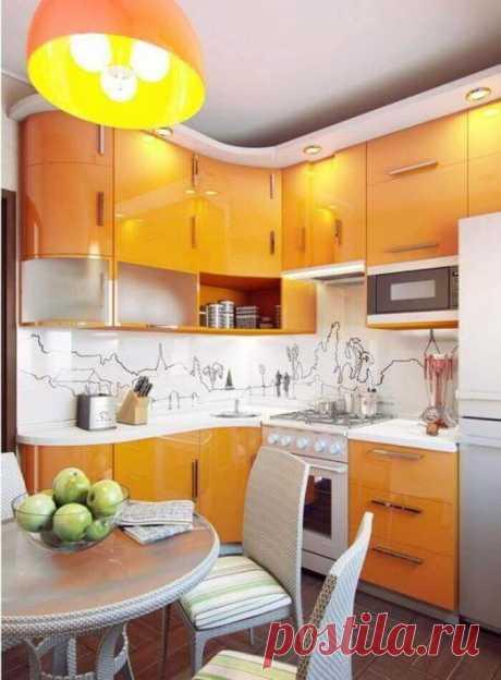 Малогабаритная королевская кухня: 15 удачных дизайн-проектов в хрущёвках