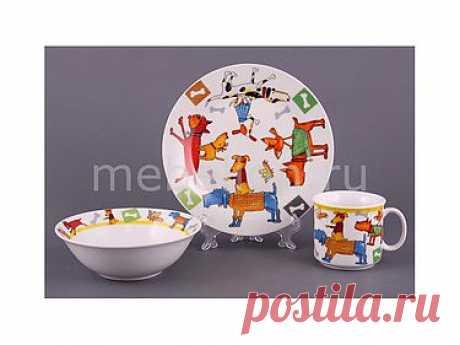 Набор столовой посуды 356-100