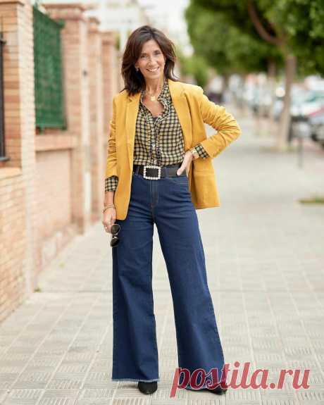 5 моделей джинсов, которые истинные модницы будут носить этой весной - Икона стиля
