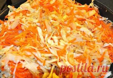 How to prepare cabbage for the winter - the recipe, ingredients and photos