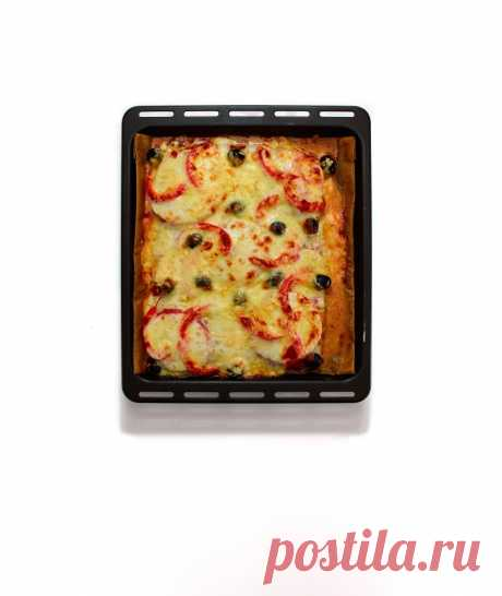 Рыба-пицца от Сталика Ханкишиева