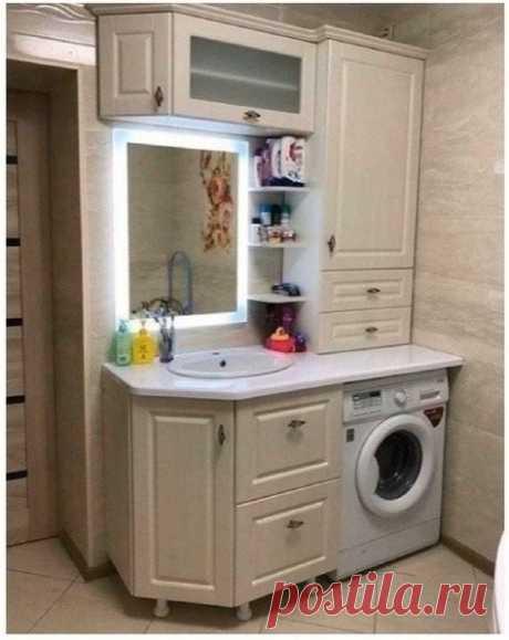 Вначале показалось, что это кухня...