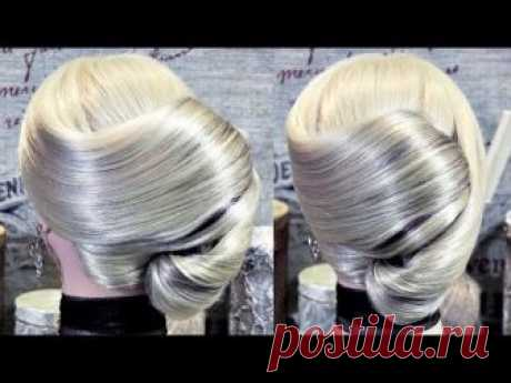 Classic hairstyle | Hairstyles by REM | Copyright ©