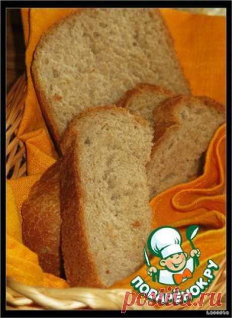 """Хлеб """"Дарницкий"""" - кулинарный рецепт"""