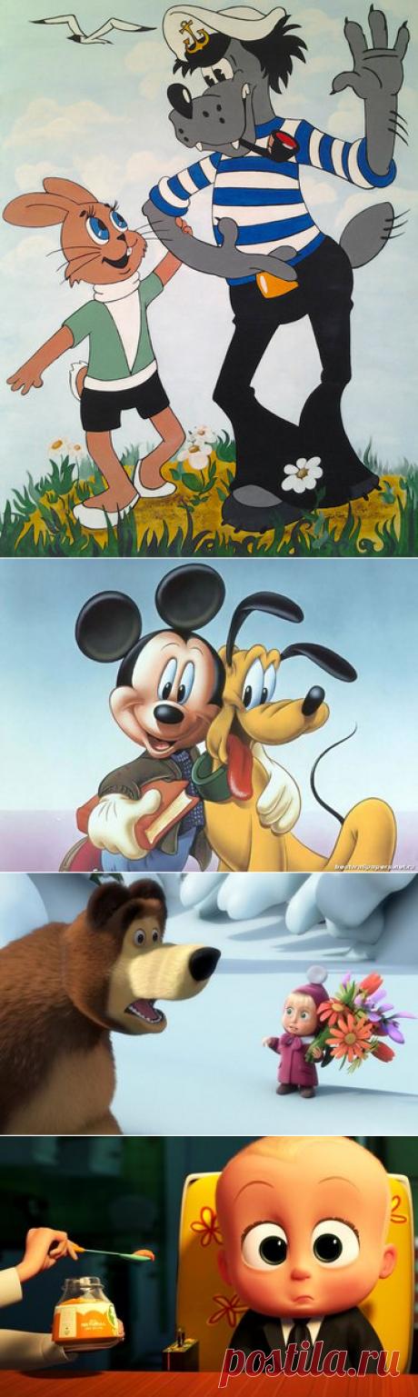131 карточка в коллекции «Любимые герои мультиков и сказок!» пользователя Анна Зайцева в Яндекс.Коллекциях