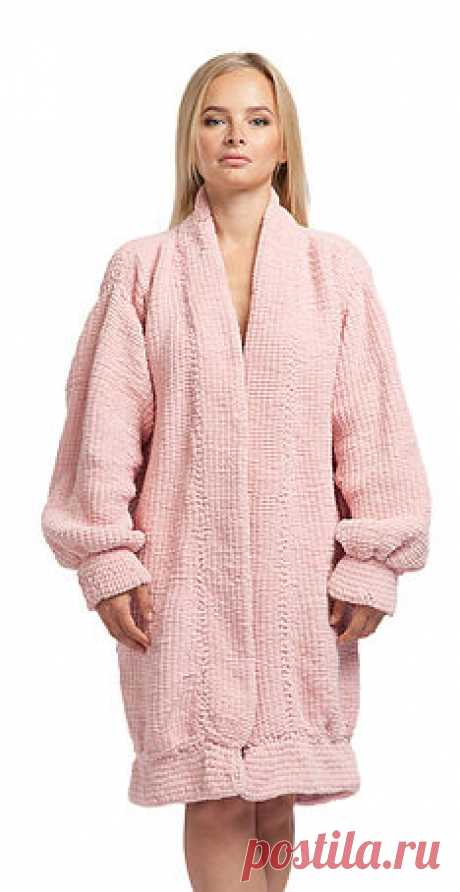 Dashina Company   Jersey of handwork   Moscow   Coat Cotton candy