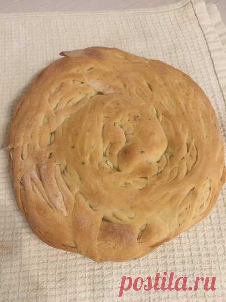 Слоеный хлеб с зеленью | Рецепты выпечки Dr. Oetker | Яндекс Дзен