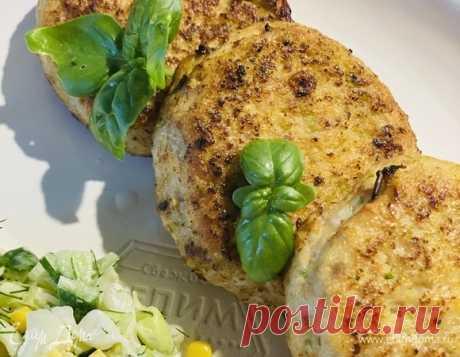 Куриные котлеты с цукини, пошаговый рецепт на 1574 ккал, фото, ингредиенты - Елена