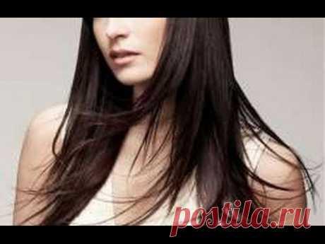 Стрижка женская на Длинных волосах!