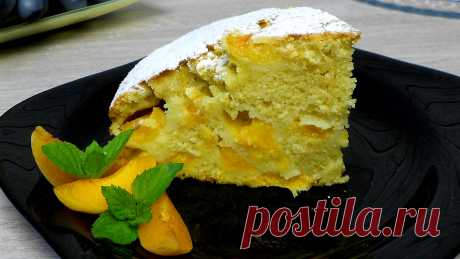 Мой фирменный пирог из очень вкусного теста | Pro еду | Яндекс Дзен