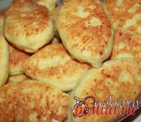 Творожные пирожки с рубленой курицей фото рецепт приготовления