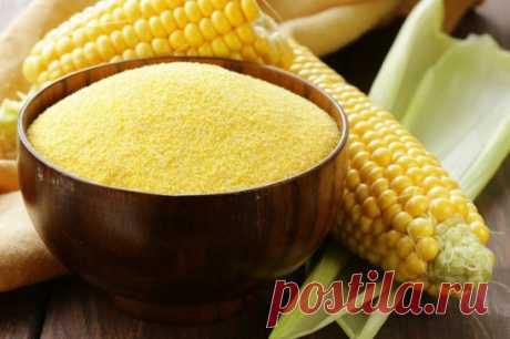 Как варить кукурузную кашу      #рецепты
