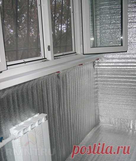 Как утеплить дом изнутри RMNT.RU