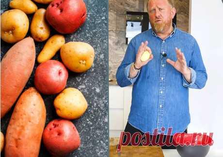 Как приготовить жареную картошку по рецепту Ивлева