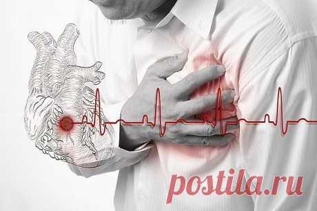 В случае сердечного приступа, у вас есть только 10 секунд, чтобы спасти свою жизнь!