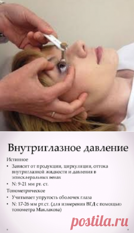 Как часто нужно измерять глазное давление?   Кладовая здоровья   Яндекс Дзен