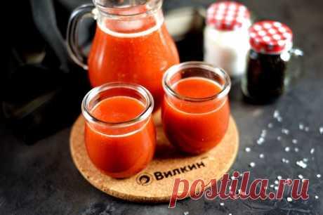 Томатный сок из томатной пасты - пропорции, рецепт приготовления