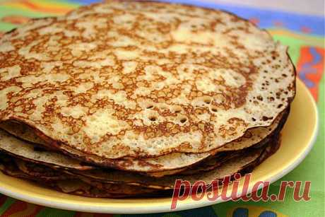 The most tasty recipes: Pancakes