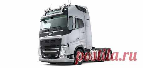 В Россию привезут грузовик-мечту дальнобойщика - Авто Mail.ru