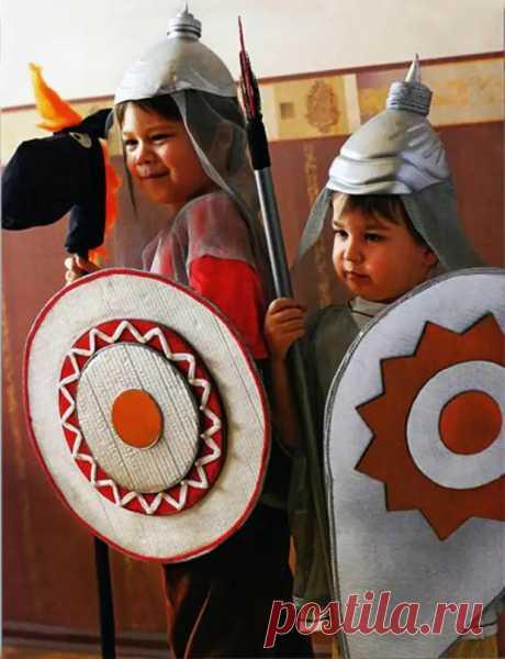 Как сделать детский карнавальный костюм своими руками - классные идеи - Сам себе мастер - медиаплатформа МирТесен
