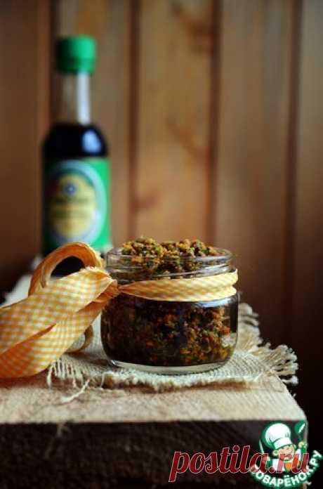 Заготовка овощная для бульона - кулинарный рецепт