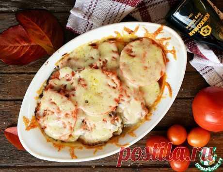 Гратен из баклажанов – кулинарный рецепт