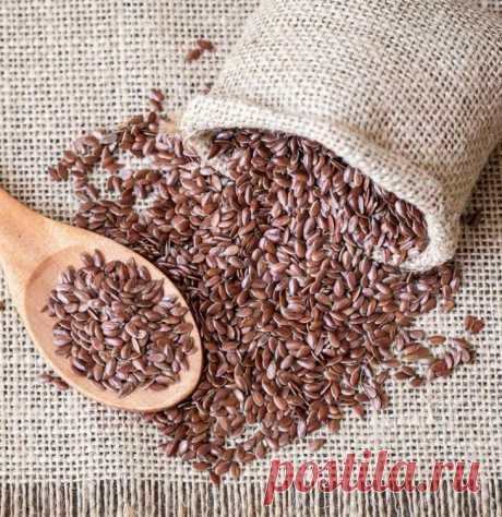 Как избавиться от паразитов в теле при помощи гвоздики и семени льна
