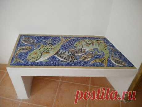 Furnishings | Mazinka's Mosaics