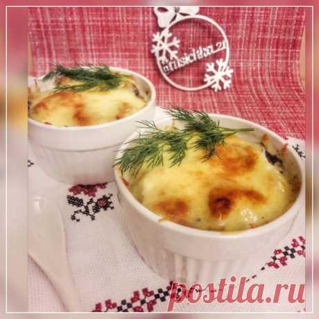 Жюльен Автор рецепта Наташа - Cookpad