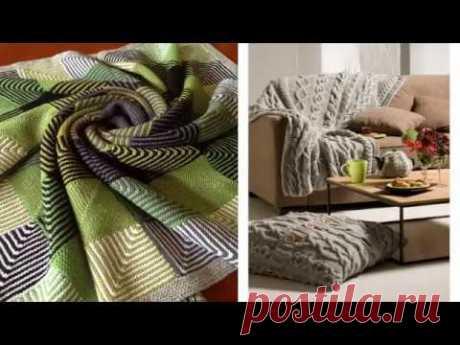 Вязание для дома. Housing knitting. Выпуск 4