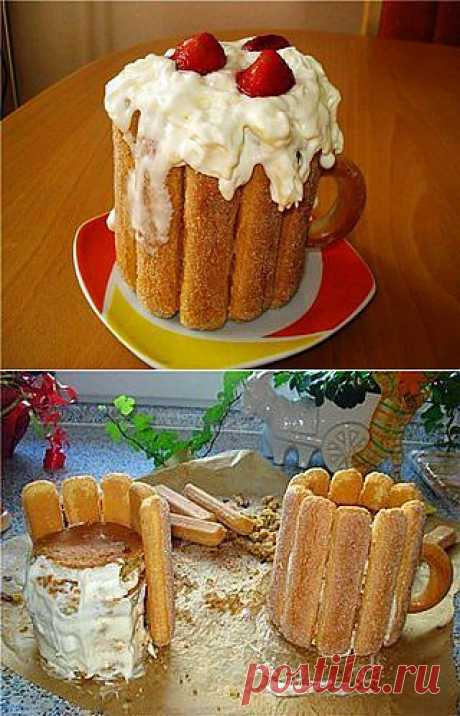 """""""Пивная кружка&quot cake;"""