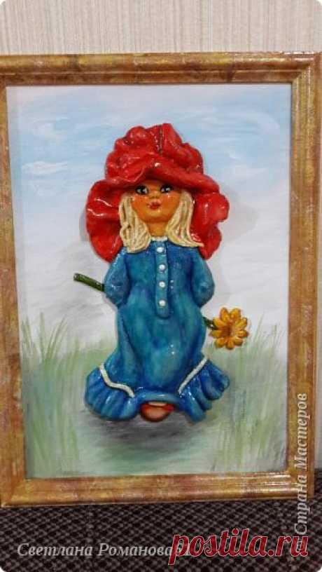 Девочка в шляпе | Страна Мастеров