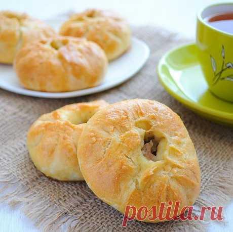 Вак-белиш с мясом, луком и картофелем - Kulinarnyj-Recept.��