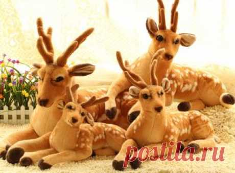 Deer Stuffed Animal, Deer Toys Giant Stuffed Deer Large Stuffed Deer, Deer Plush Deer Stuffed Animal, Deer Toys Giant Stuffed Deer Large Stuffed Deer, Deer Plush.  There is a whole family of beautiful forest deer: dad, mom, and two brothers are waiting for their new owners. You can buy them all together and separately.  All...