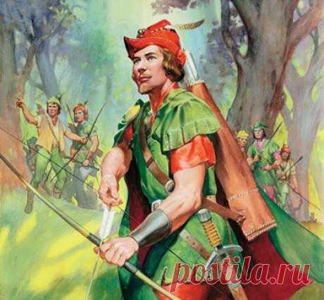 Робин Гуд – реальная личность или миф?