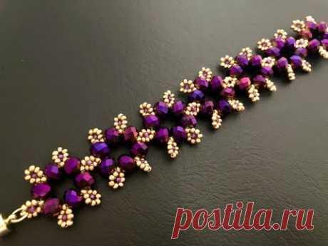 DIY Beaded Bracelet || How to make Beaded Bracelet || Easy to make Beaded Bracelet 💞