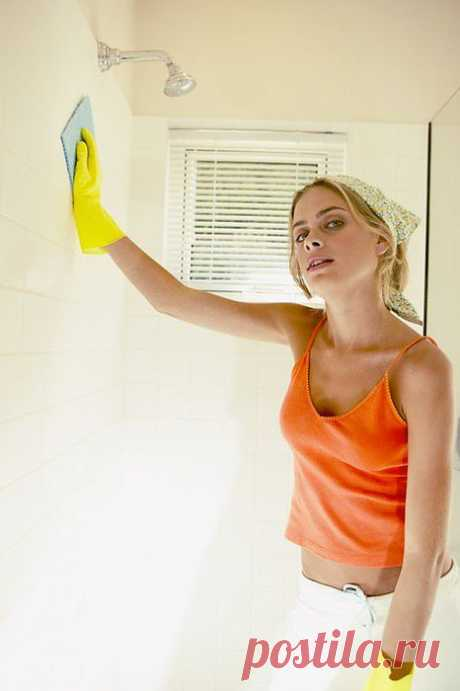 Несколько советов по уборке в доме и не только..