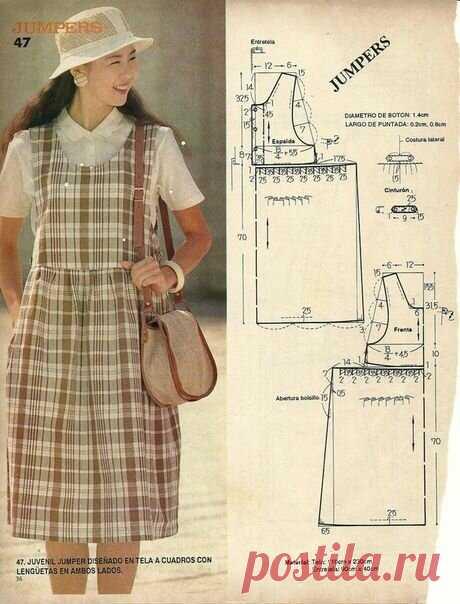Платье (с выкройкой), которое подойдет всем! Готовимся к лету | ВДОХНОВЕНИЕ РУКОДЕЛЬНИЦЫ | Яндекс Дзен