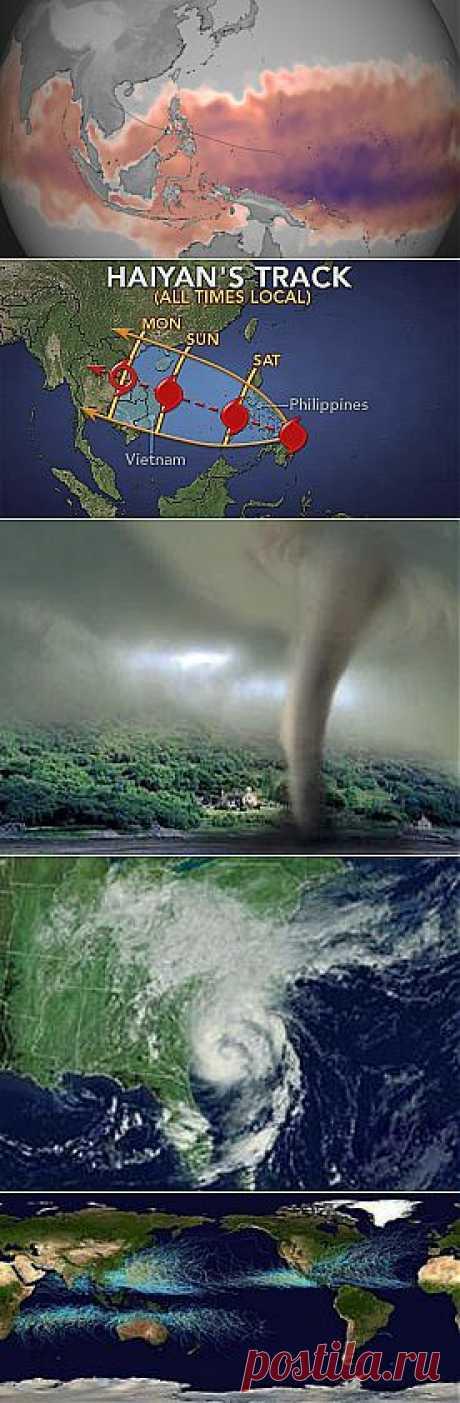 (+1) тема - Тайфун «Хайянь» | Наука и техника