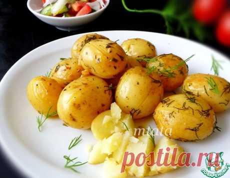 Молодой картофель в рукаве – кулинарный рецепт