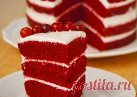 """(1) Пп-торт """"Красный бархат"""" - пошаговый рецепт с фото. Автор рецепта Александра Обнявко 🏃♂️ . - Cookpad"""