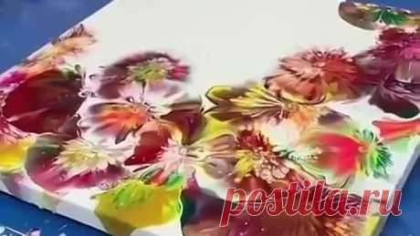 Рисование шариком