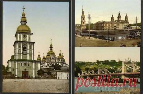 30 редких цветных фотографий Российской империи ХІХ века