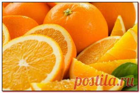 El aceite de naranja para la persona y el cabello | los Secretos de la juventud y la belleza