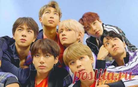 Участники группы BTS на красной дорожке: музыканты посетили корейскую премию TMA